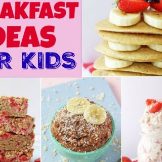 50 Breakfast Ideas for Kids!