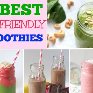 15 of The Best Kid-Friendly Smoothies!