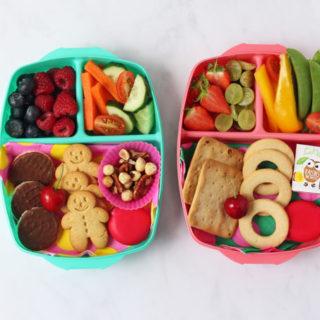 Summer Snack Box for Kids