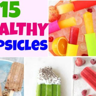 15 of the Best Healthy & Kid-Approved Popsicles!