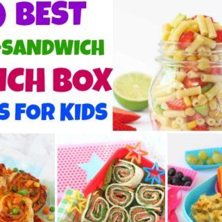 "20 of The Best ""Non-Sandwich"" Lunchbox Ideas"