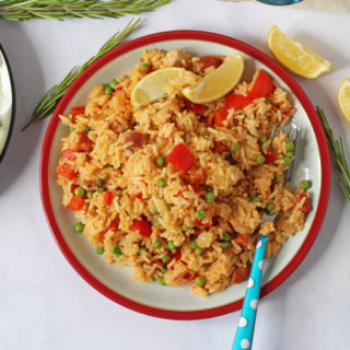 Paella in a Bag – Bakewell