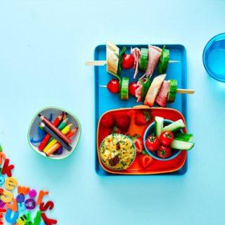 Feta & Spinach Lunchbox Muffins
