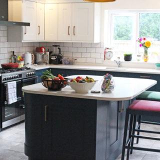 Caesarstone Kitchen Worktops