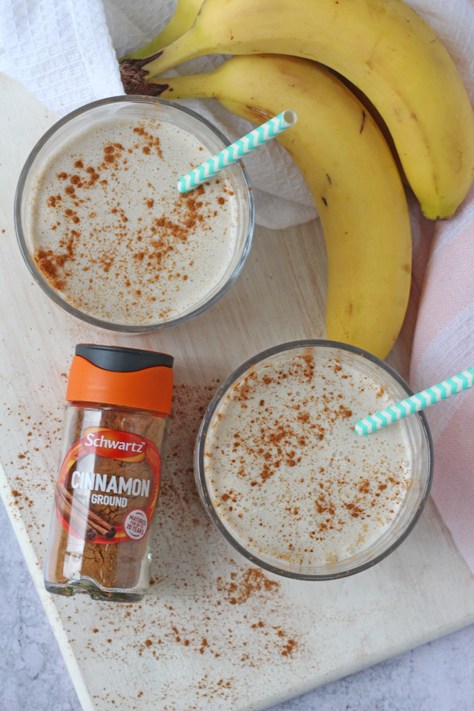 Cinnamon Smoothie