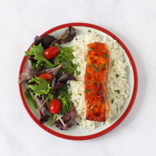 Cinnamon Spiced Salmon