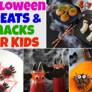 The Best Healthy Halloween Treats & Snacks