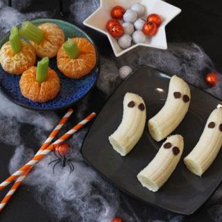 Healthy Halloween Fruit Snacks