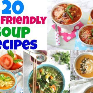 20 Kid-Friendly Soups!