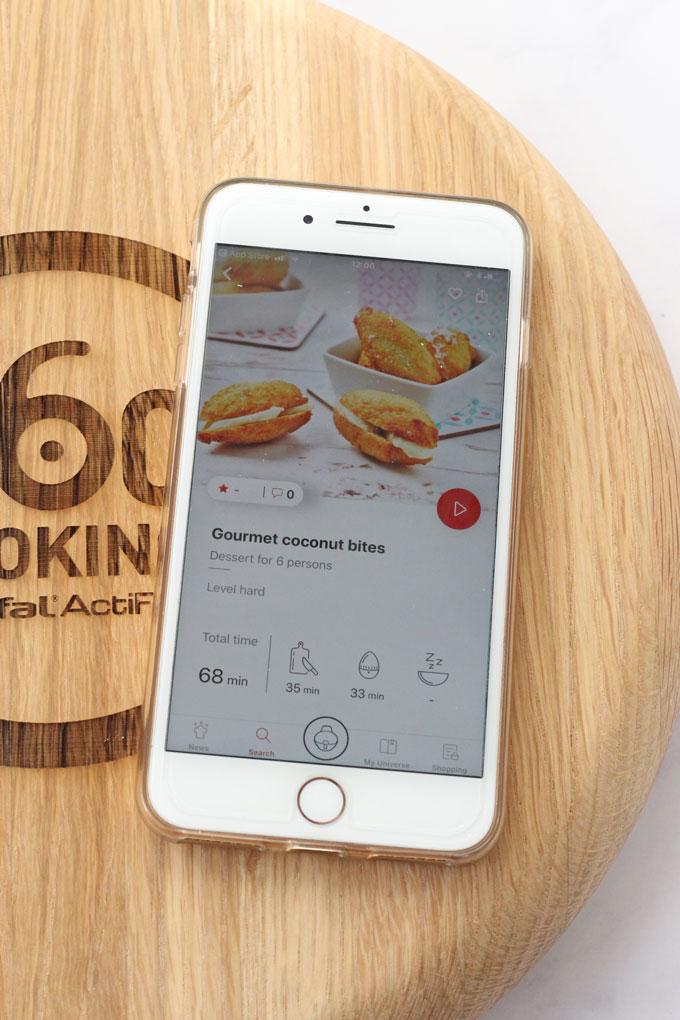 Tefal ActiFry App