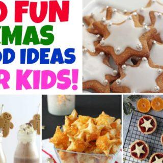 Fun Christmas Food For Kids!