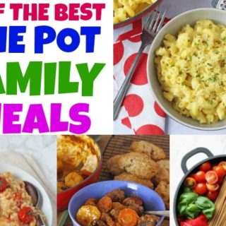 The Best One Pot Family Recipes