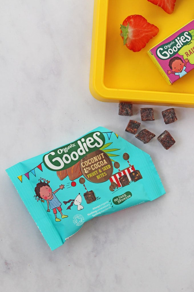 Healthy Snacks for Kids! Organix Snacks for Children