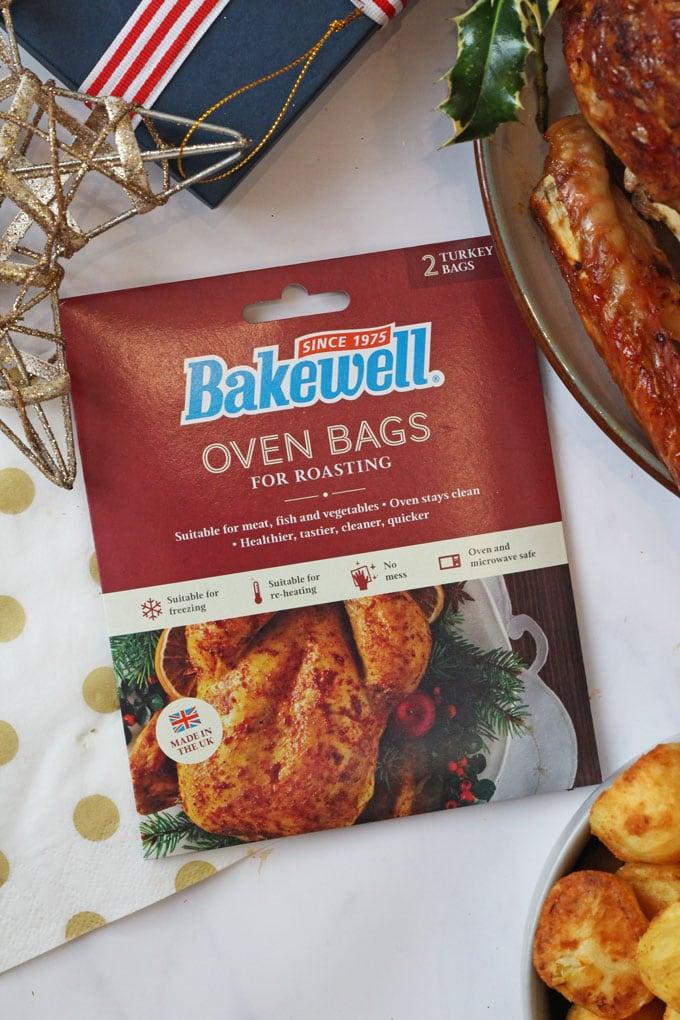 Bakewell Oven Bags