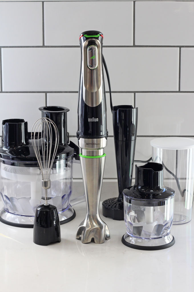 Braun Multiquick 9 Blender