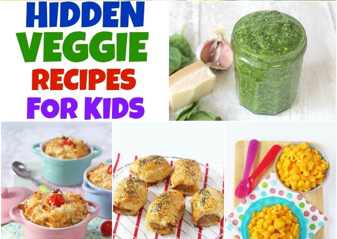 Hidden Veggie Recipes For Kids