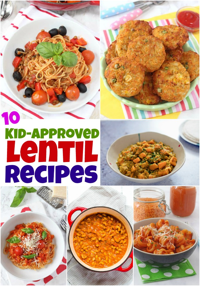 Kid-Friendly Lentil Recipes