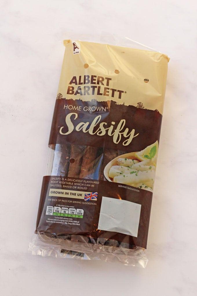 Albert Bartlett Salsify