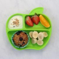 Blueberry & Lemon Weetabix Muffins