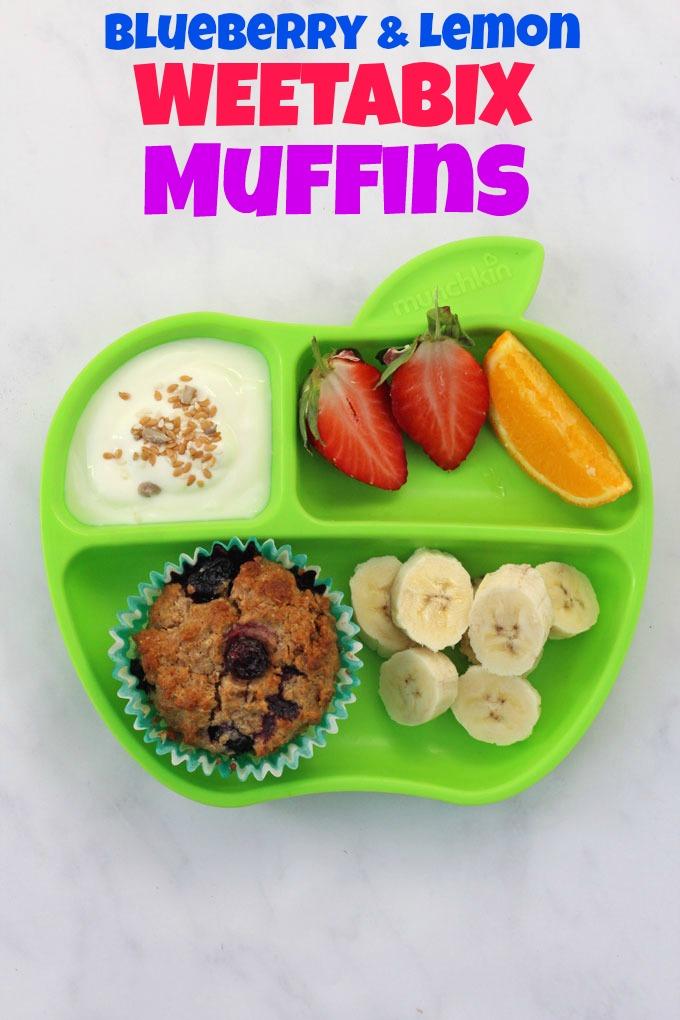 Weetabix Muffins recipe