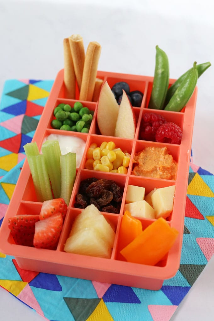 Tasting Trays for Kids