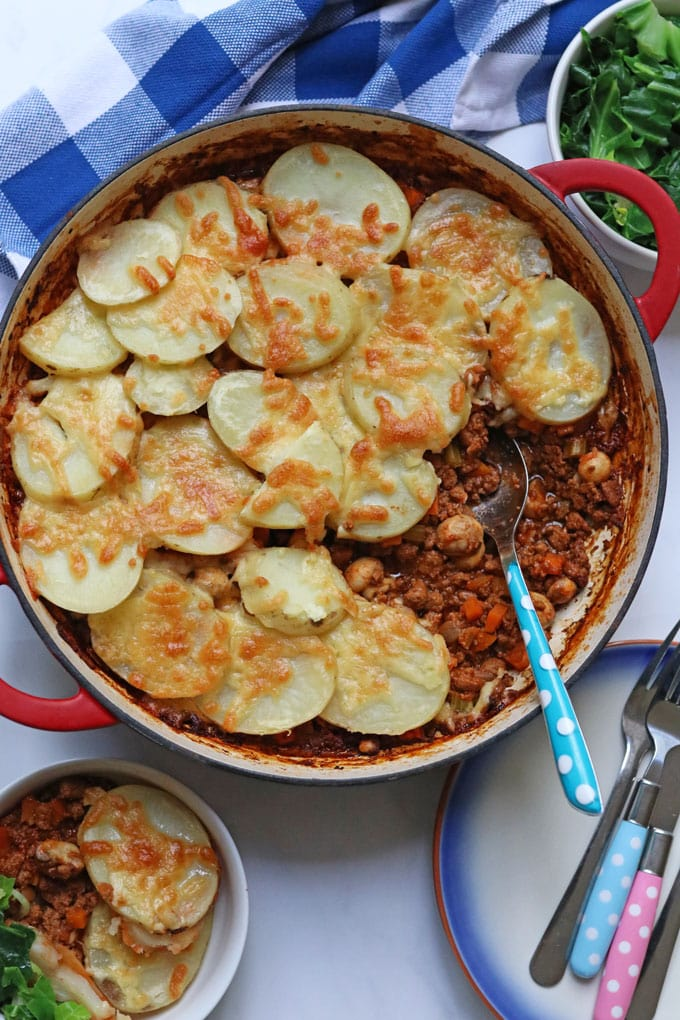 Vegetarian Hot Pot with Quorn
