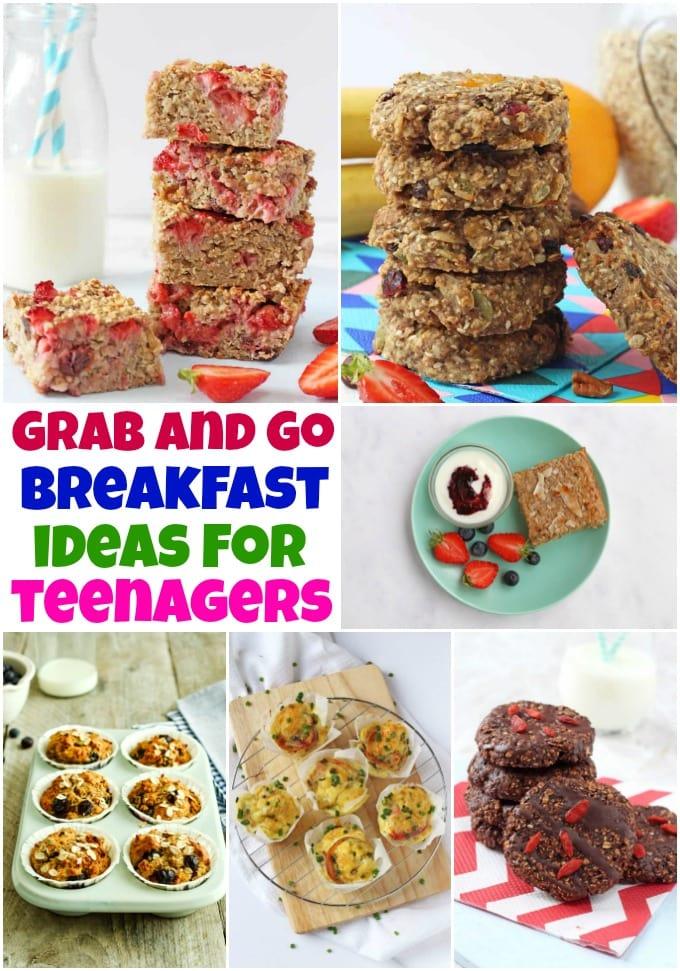 Breakfast Ideas for Teenagers