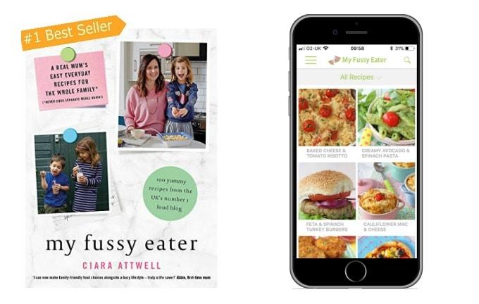 My Fussy Eater Book & App