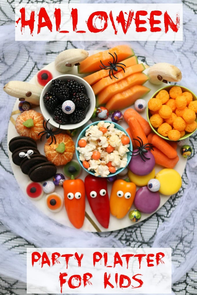 Fun Halloween Party Food for Kids