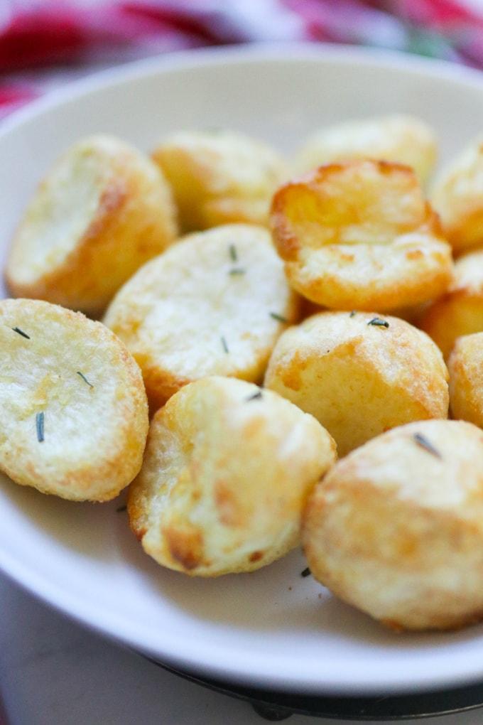 Airfryer Roast Potatoes