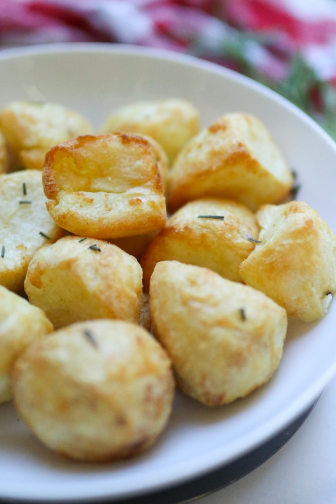 Actifry Roast Potatoes