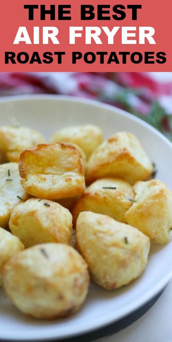 the best air fryer roast potatoes