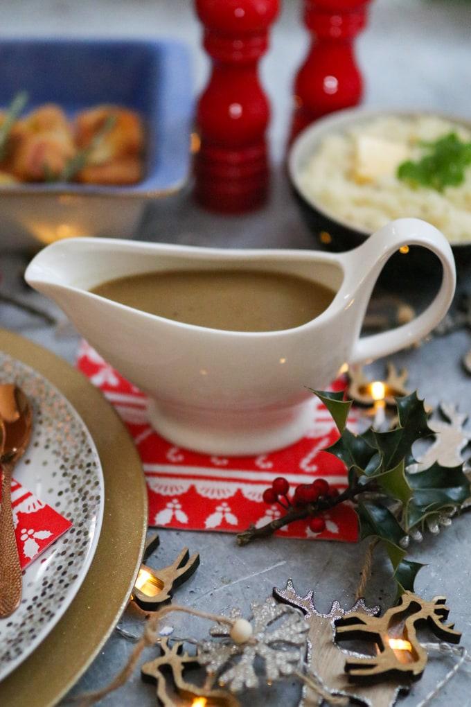Get Ahead Christmas Gravy