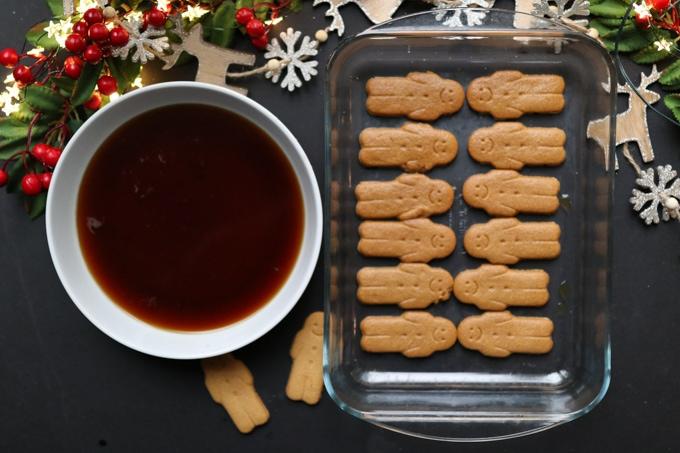 Gingerbread Tiramisu