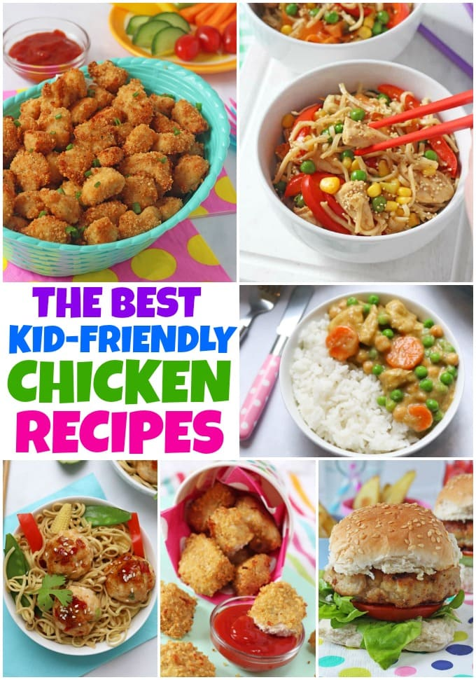 The Best Kid-Friendly Chicken Recipes