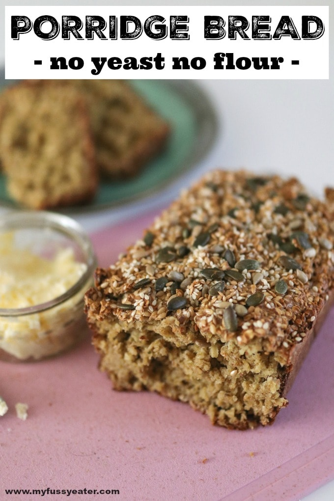 porridge bread pinterest pin