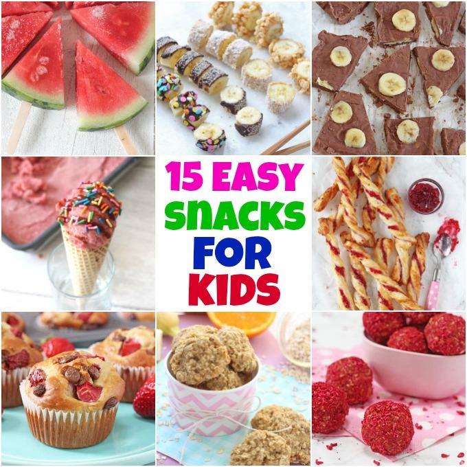 Receitas fáceis para crianças - My Fussy Eater 3