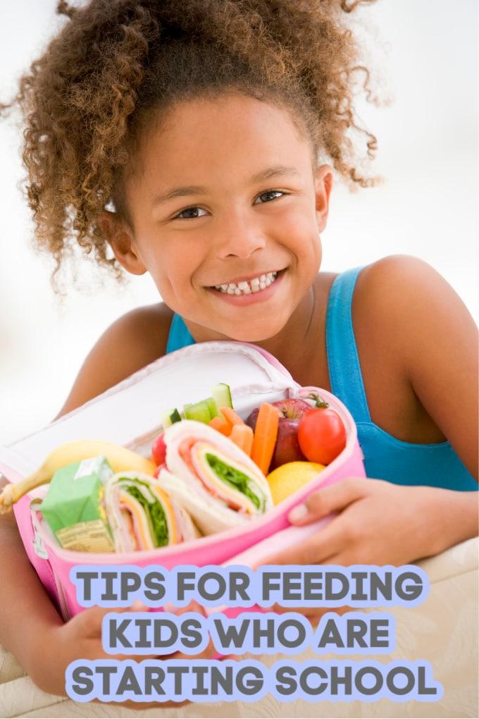 Dicas para alimentar crianças que estão começando a escola em setembro - My Fussy Eater 2