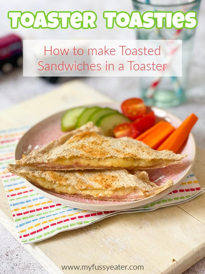 Toaster Toasties Pinterest Pin